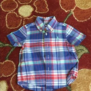 Baby boy 12 month t-shirt Ralph Lauren